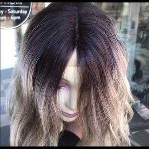 Accessories - Ash blonde wig Chicago Los Angeles Miami Lacefront